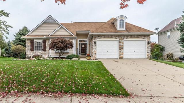 3229 Eastridge Drive, Dexter, MI 48130 (#543261341) :: Keller Williams West Bloomfield
