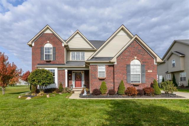 9265 Normandy Lane, Augusta Twp, MI 48197 (#543261379) :: The Mulvihill Group
