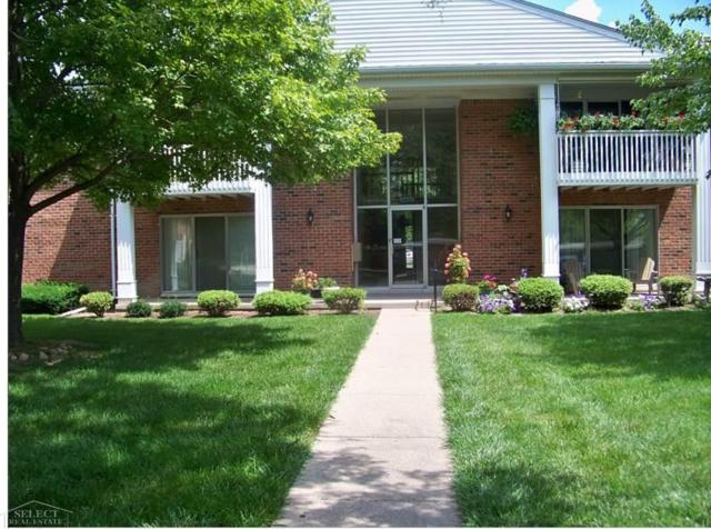 42231 Toddmark Ln #127, Clinton Twp, MI 48038 (#58031364530) :: Keller Williams West Bloomfield