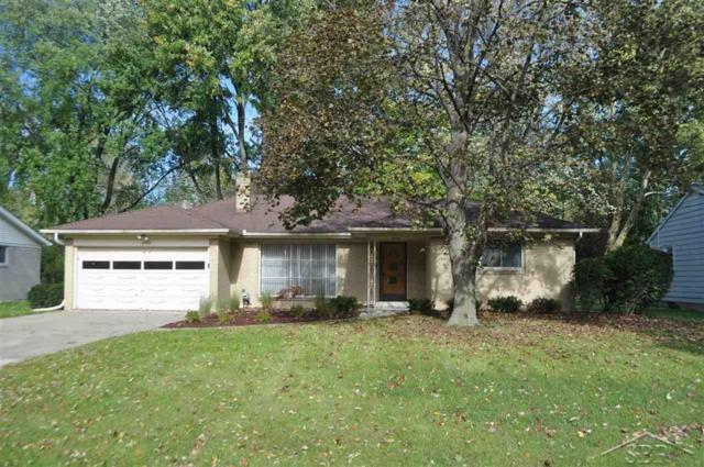 4386 Ann St, Saginaw Twp, MI 48603 (#61031364539) :: Keller Williams West Bloomfield