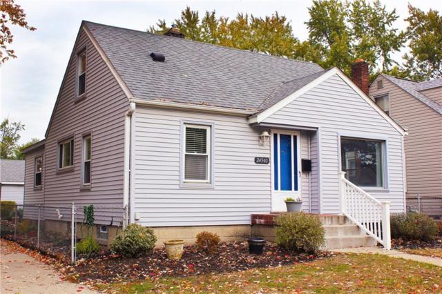 24940 Princeton Street, Dearborn, MI 48124 (#218107477) :: RE/MAX Classic