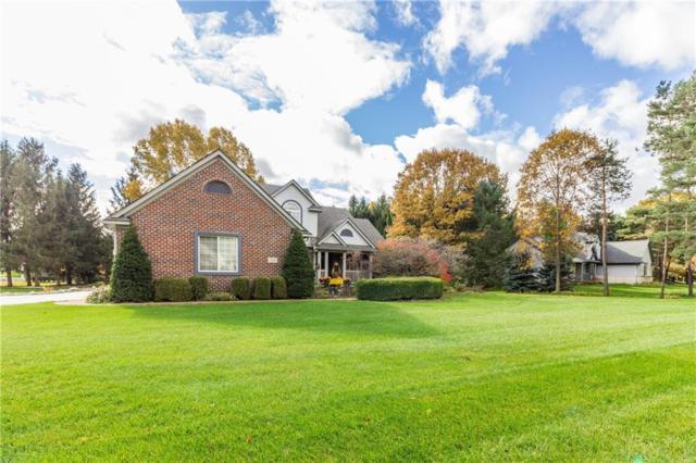 109 Howland Pines Drive, Brandon Twp, MI 48371 (#218107584) :: Duneske Real Estate Advisors
