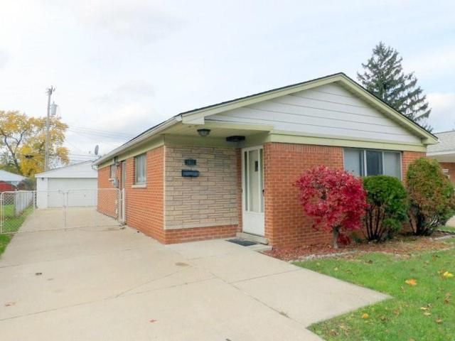 5862 Buckingham Avenue, Allen Park, MI 48101 (#218107765) :: RE/MAX Classic