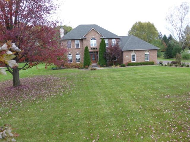 5743 Ping Drive, Pittsfield Twp, MI 48108 (#543261425) :: The Mulvihill Group