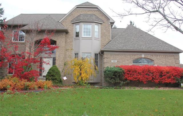 1200 Crowndale Lane, Canton Twp, MI 48188 (#218107886) :: RE/MAX Classic