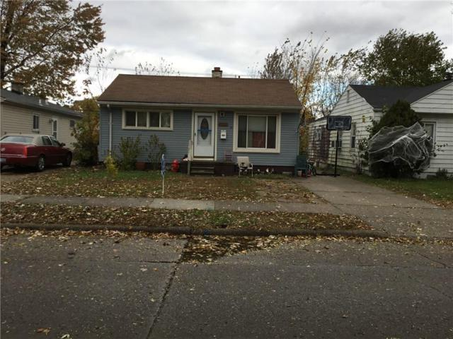 1505 E Meyers Avenue, Hazel Park, MI 48030 (#218108098) :: RE/MAX Classic
