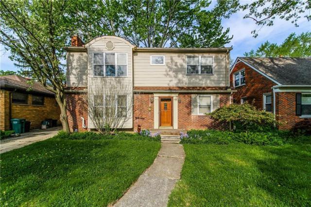 26345 Humber Street, Huntington Woods, MI 48070 (#218108122) :: Keller Williams West Bloomfield