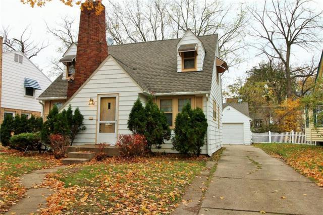 2532 Thomas Street, Flint, MI 48504 (#218108144) :: Duneske Real Estate Advisors