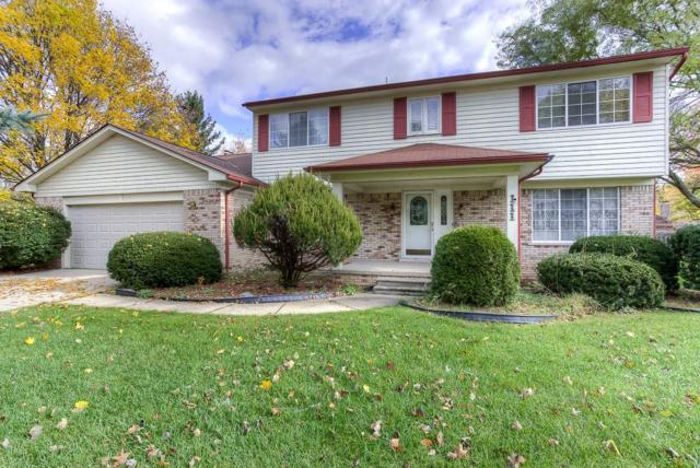 111 Longford Drive, Rochester Hills, MI 48309 (#218108146) :: The Alex Nugent Team | Real Estate One