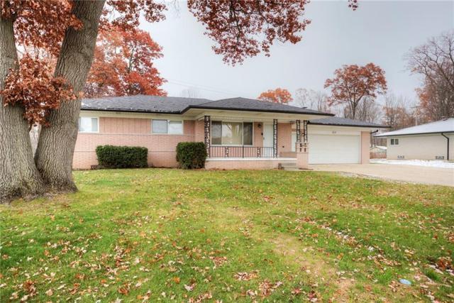 169 Pleasant Lake Drive, Waterford Twp, MI 48327 (#218108220) :: RE/MAX Classic