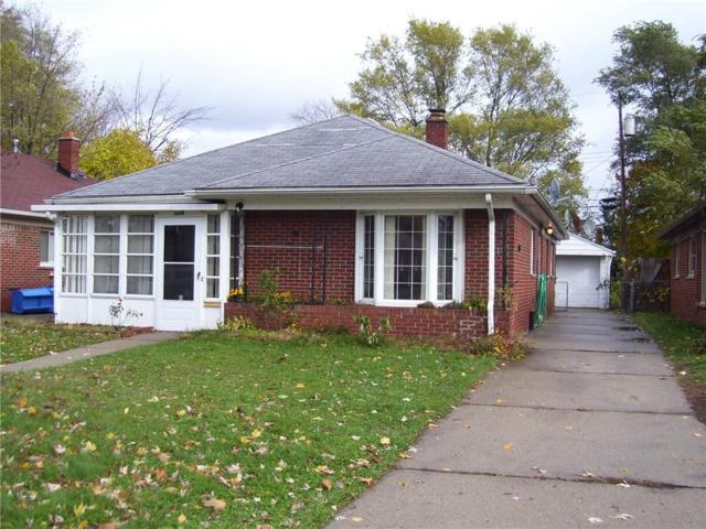 5694 Burger Street, Dearborn Heights, MI 48127 (#218108266) :: RE/MAX Classic