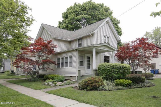 224 S Jefferson St, MARSHALL CITY, MI 49068 (#53018054054) :: Duneske Real Estate Advisors