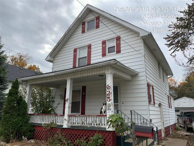 625 N Hickory, Owosso, MI 48867 (#50100004718) :: RE/MAX Classic