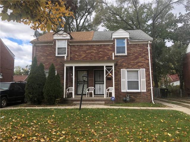 16591 Hubbell Street, Detroit, MI 48235 (#218108555) :: RE/MAX Classic