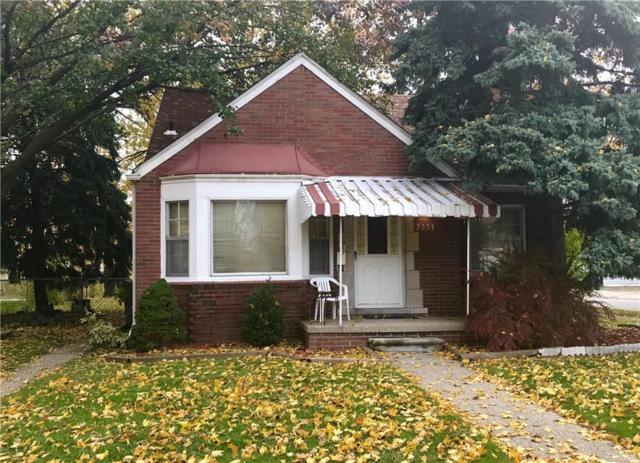 7351 Neckel Street, Dearborn, MI 48126 (#218108570) :: RE/MAX Vision