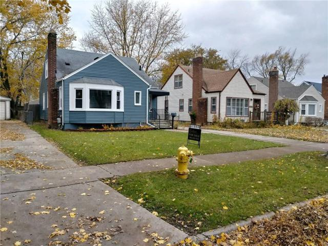 2727 Tyler Avenue, Berkley, MI 48072 (#218108750) :: RE/MAX Nexus