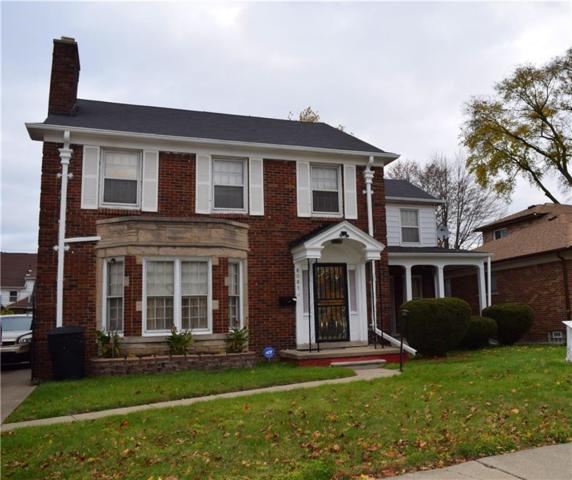 8081 E Lantz Street, Detroit, MI 48234 (MLS #218108775) :: The Toth Team