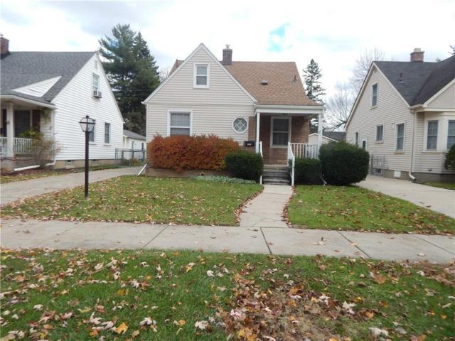 2054 N Mildred Street, Dearborn, MI 48128 (#218109038) :: RE/MAX Classic