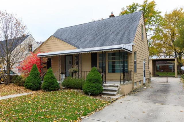 2343 Thomas Avenue, Berkley, MI 48072 (#218109067) :: RE/MAX Nexus