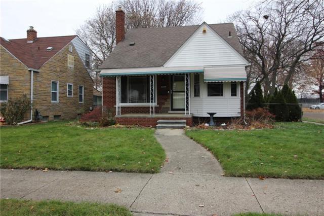 21100 Audette Street, Dearborn, MI 48124 (#218109100) :: RE/MAX Classic