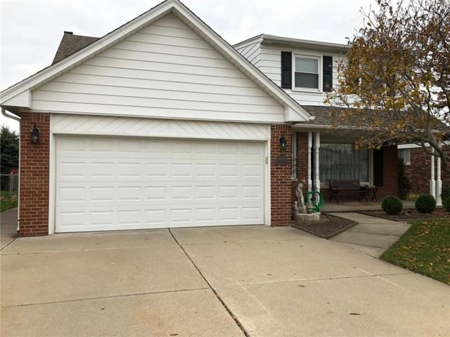 36836 Manning Court, Sterling Heights, MI 48312 (#218109165) :: RE/MAX Vision