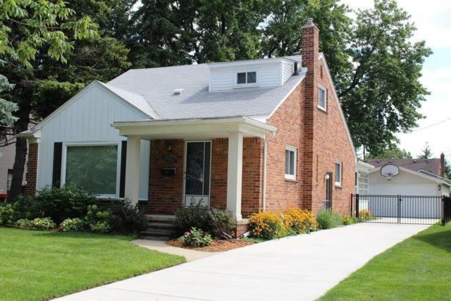 13367 Victoria Avenue, Huntington Woods, MI 48070 (#218109224) :: Keller Williams West Bloomfield