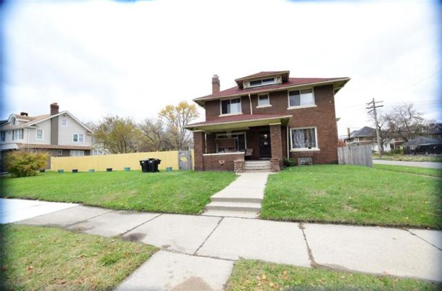 1404 Atkinson Street, Detroit, MI 48206 (#218109397) :: The Buckley Jolley Real Estate Team