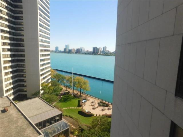300 Riverfront Drive 10C, Detroit, MI 48226 (#218109410) :: RE/MAX Nexus