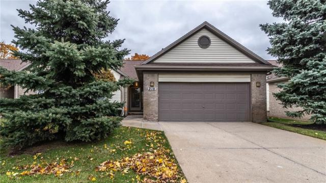 210 Winding Brook, Commerce Twp, MI 48390 (#218109413) :: Keller Williams West Bloomfield