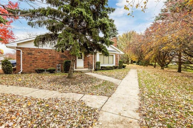 42212 Toddmark Lane, Clinton Twp, MI 48038 (#218109430) :: Keller Williams West Bloomfield