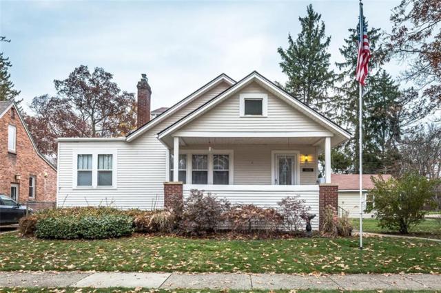 1826 Franklin Road, Berkley, MI 48072 (#218109606) :: RE/MAX Classic
