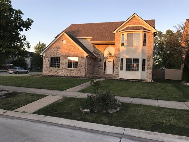24167 Brentwood Drive, Brownstown Twp, MI 48183 (#218109624) :: RE/MAX Classic