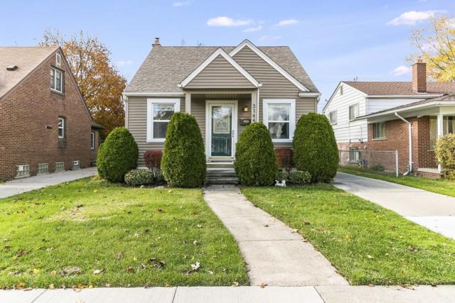 3146 Campbell Street, Dearborn, MI 48124 (#218109687) :: RE/MAX Classic