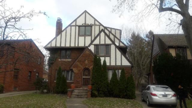 16148 Rosemont Avenue, Detroit, MI 48219 (#218109742) :: RE/MAX Classic