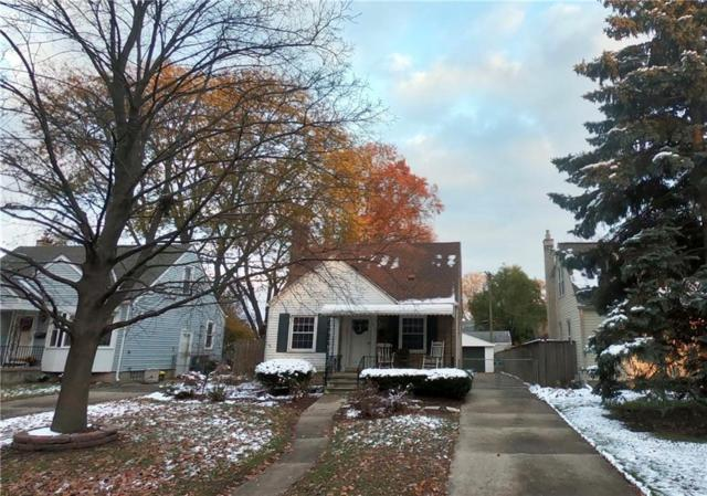 1912 N Connecticut Avenue, Royal Oak, MI 48073 (#218109929) :: RE/MAX Nexus