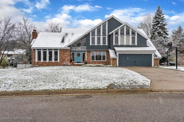 3831 Hemmingway Drive, Meridian Charter Twp, MI 48864 (#630000232036) :: RE/MAX Vision