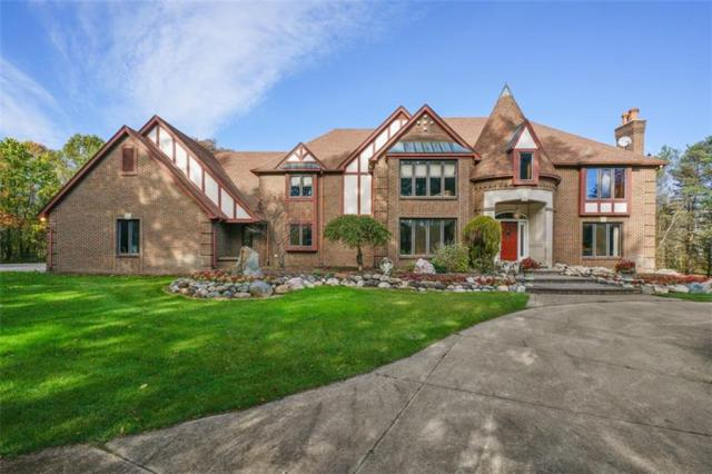 4562 Gallagher Road, Oakland Twp, MI 48306 (#218109949) :: The Alex Nugent Team | Real Estate One