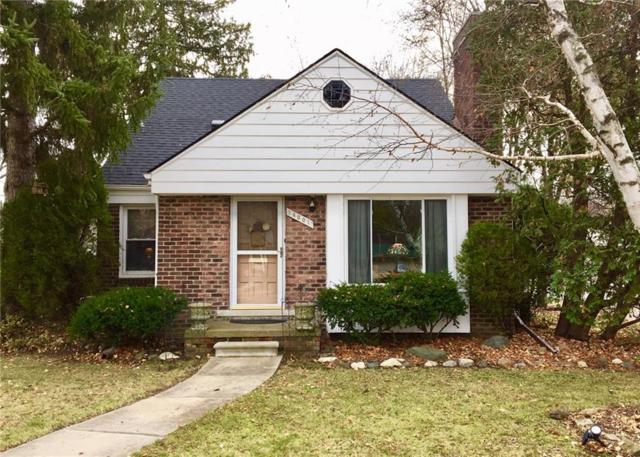14001 Sherwood St., Oak Park, MI 48237 (#218110081) :: RE/MAX Nexus