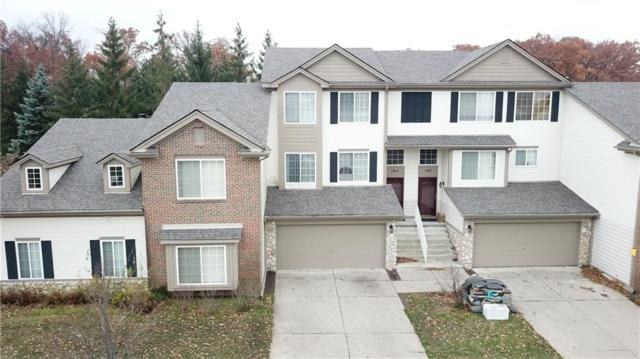 195 Oak Ridge Drive, Pontiac, MI 48341 (#218110125) :: Duneske Real Estate Advisors