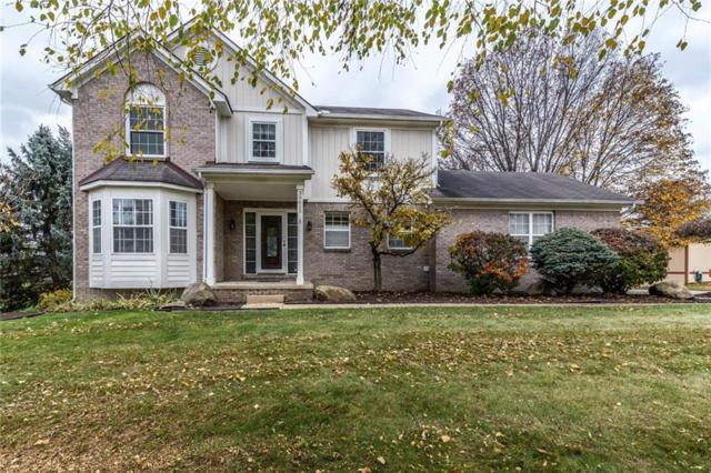 30615 Golden Valley Drive, Lyon Twp, MI 48165 (#218110131) :: The Mulvihill Group