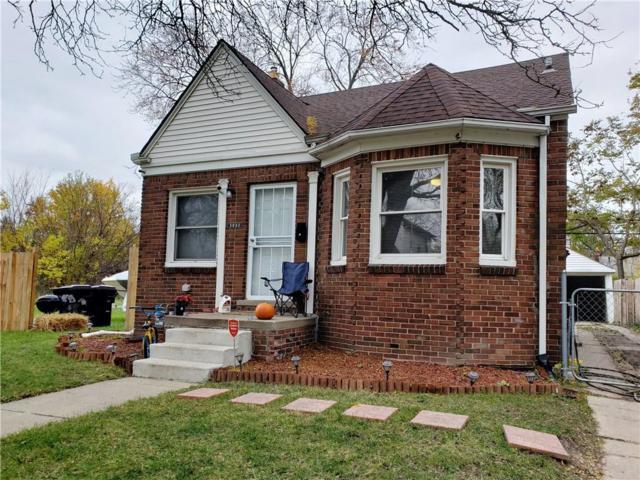 5930 Drexel Street, Detroit, MI 48213 (#218110348) :: RE/MAX Classic