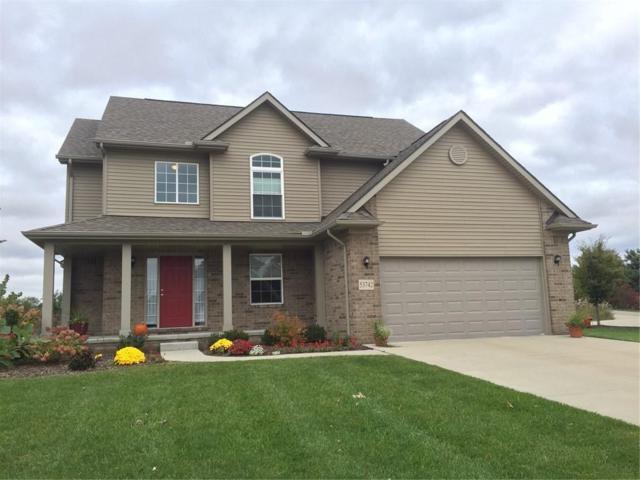 53742 Springwood Drive, Lyon Twp, MI 48178 (#218110376) :: The Buckley Jolley Real Estate Team