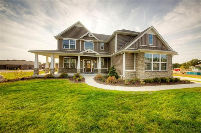 2260 Walnut View Drive (Homesite 26), Hartland Twp, MI 48843 (#218110464) :: The Buckley Jolley Real Estate Team