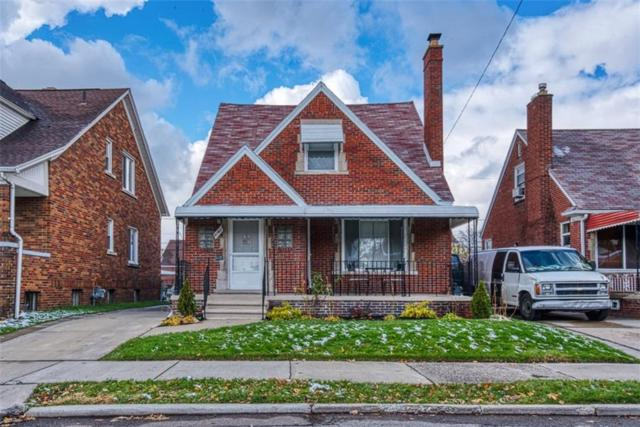 6101 Middlesex Street, Dearborn, MI 48126 (#218110590) :: RE/MAX Classic