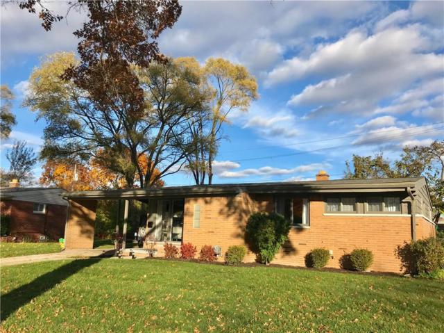 23100 Webster Street, Oak Park, MI 48237 (#218110633) :: RE/MAX Nexus