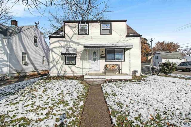14400 Borgman, Oak Park, MI 48237 (#58031365377) :: RE/MAX Nexus