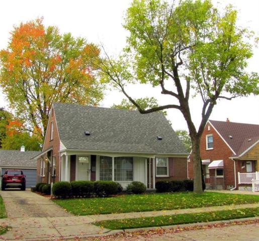 3406 Cornell Street, Dearborn, MI 48124 (#218110899) :: RE/MAX Classic