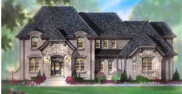 821 Hawkstone Court, Oakland Twp, MI 48363 (#58031365512) :: The Alex Nugent Team | Real Estate One