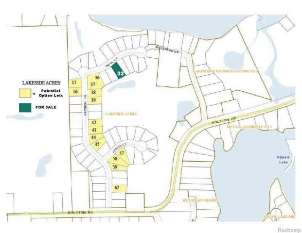 4223 Neal Court, Fenton Twp, MI 48451 (#218111261) :: The Buckley Jolley Real Estate Team