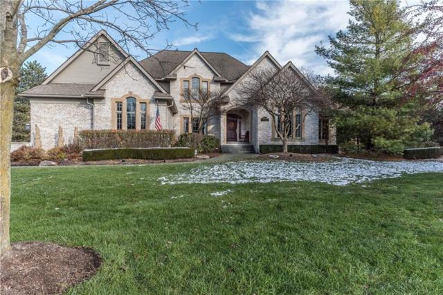18134 Shelley Pond Court, Northville Twp, MI 48168 (#218111385) :: RE/MAX Classic